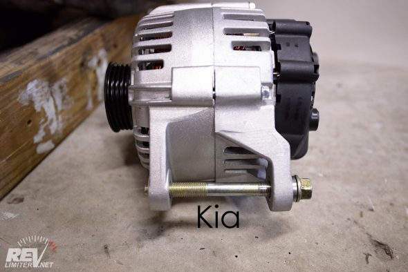 Kia lower bolt.