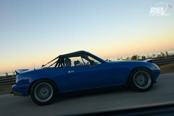Blue Jay rollin'