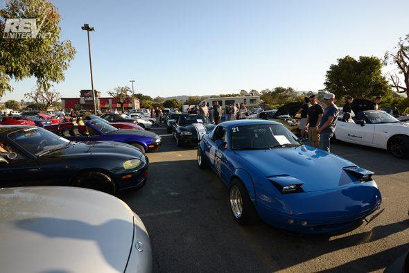 The Car Show.