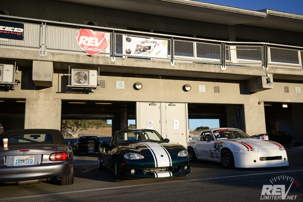 The revlimiter Garage - click to view larger