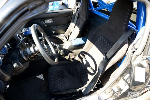 Quilted Elise seats