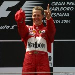 Schumacher is BACK!