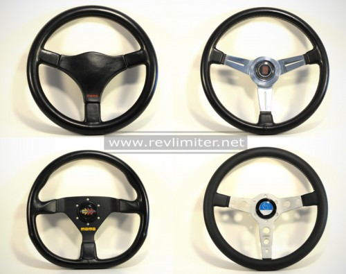 The revlimiter.net steering wheel collection