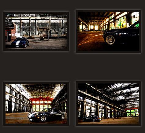 Railyard - store