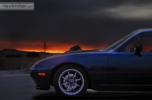 2008: Sunset Chaser