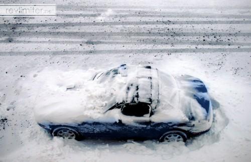 2009: Chicago Snow