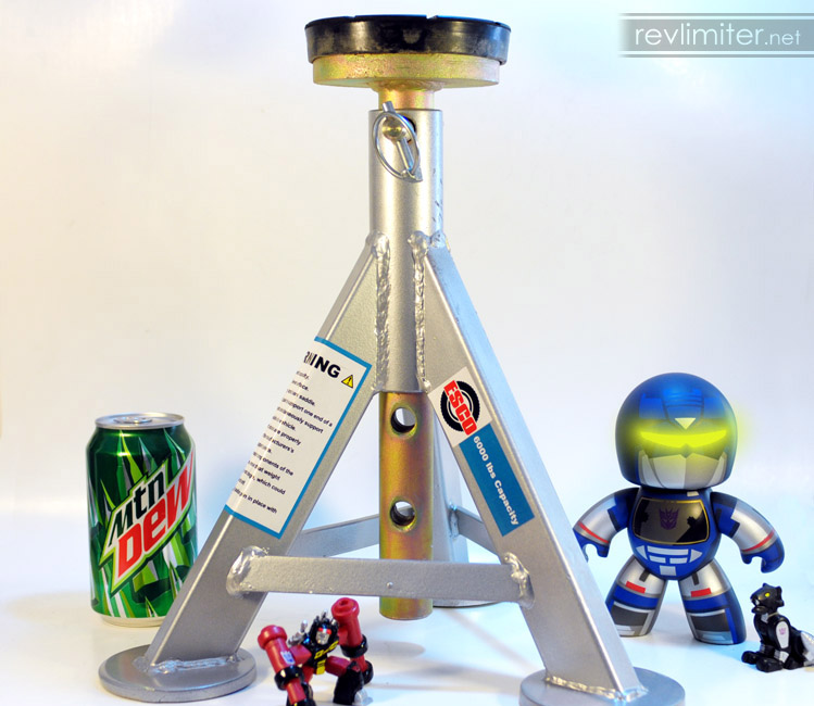 Mega Jack Stand Review 1 Esco Harbor Freight And Torin