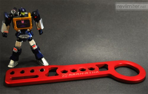 Soundwave considers the possibilities...