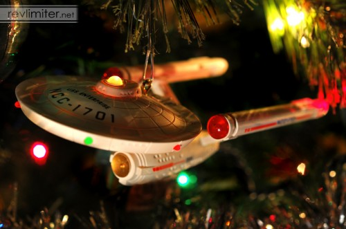 The original 1991 Enterprise. This was worth over $500 at one point.