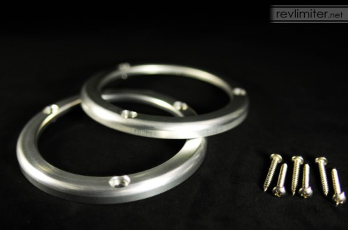 Garage Woolery GV trim ring set.