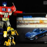 The 2011 CR.net calendar! Presented by the Autobots.