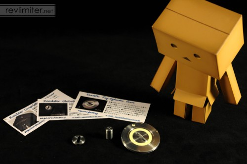 The Sazaire Factory gift set, Danbo not included.