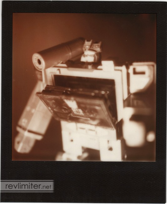 Ravage, eject! Polaroid, eject!