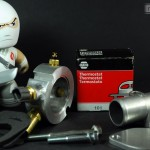 Coolant re-route parts! Ninja not included.