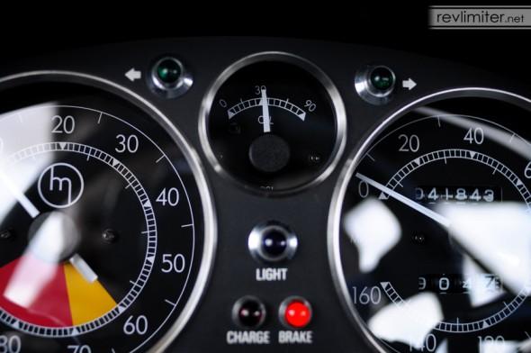 The Oil gauge