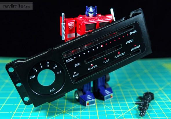 Optimus Prime - product model