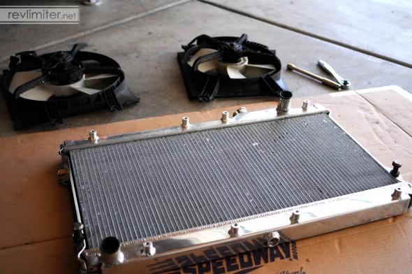 Nude radiator