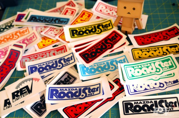 MR.net stickers