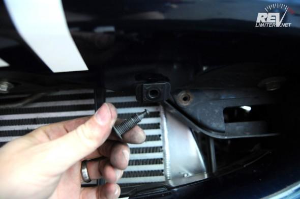 Remove this plug...