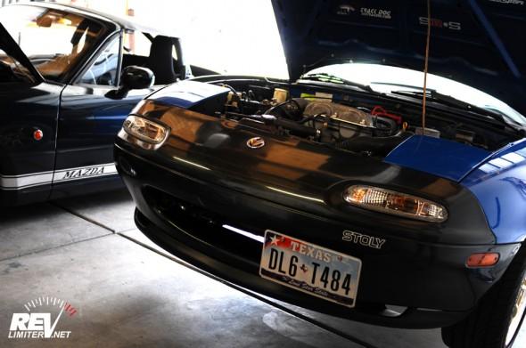 In the revlimiter.net garage...