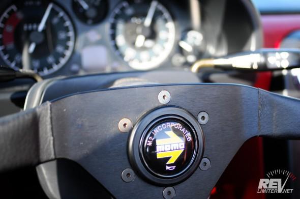 M2-1028 steering wheel.
