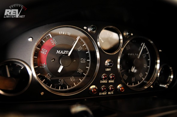The Gauges.
