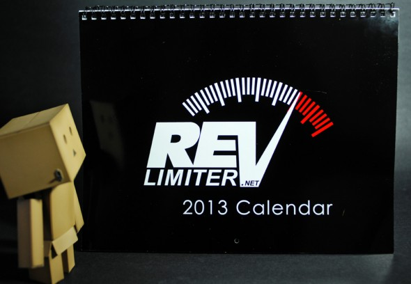 The Logo Cover calendar.