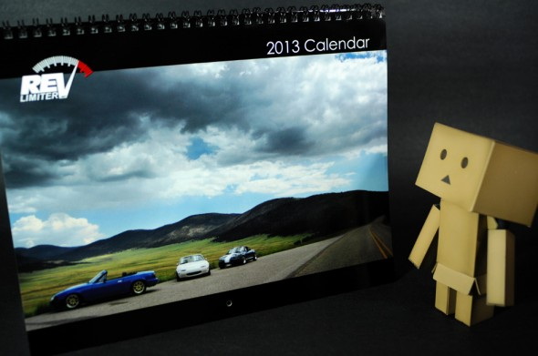 The Photo Cover calendar.