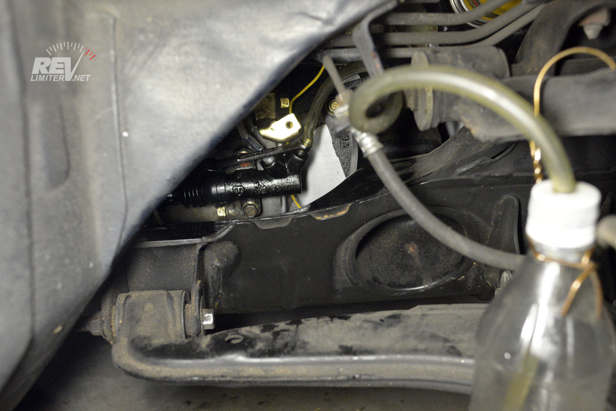When the Clutch Goes Squishy — revlimiter net
