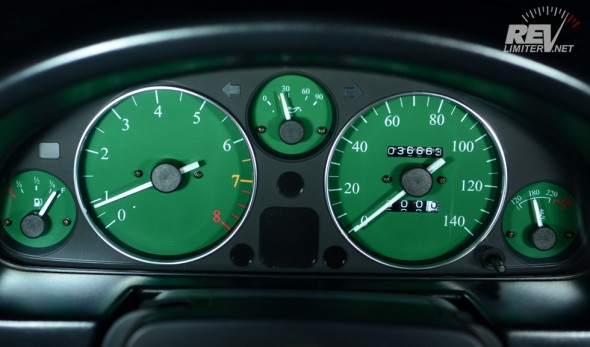1002s in British Racing Green
