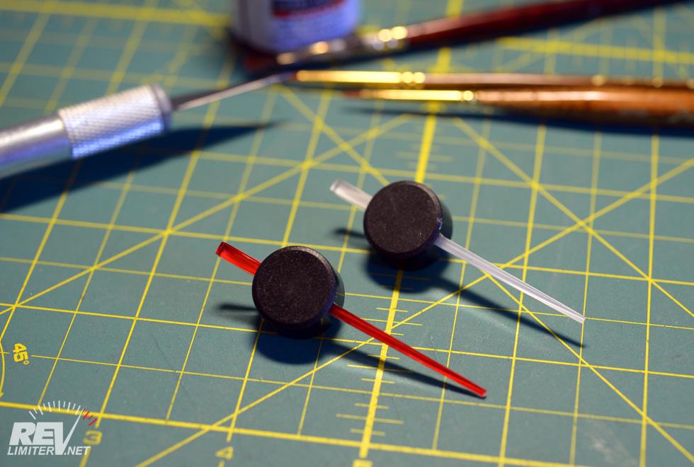 How To Paint Gauge Needles  U2014 Revlimiter Net