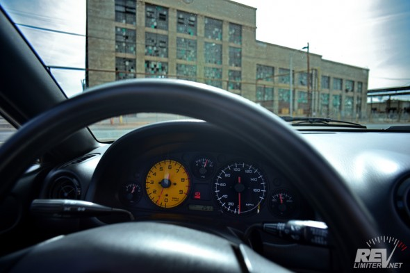 New gauges, old railyard.