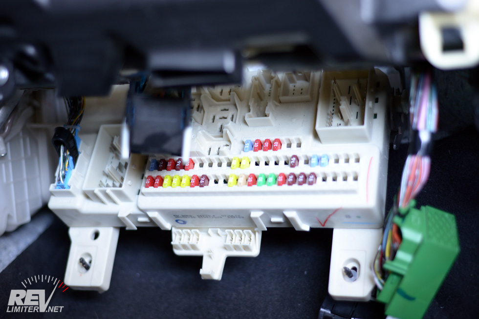 Where Is The Fuse Box In A 2010 Mazda 3 : Mazda interior fuse box billingsblessingbags