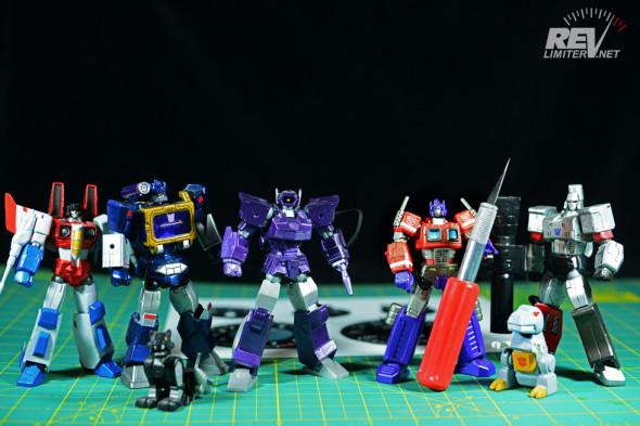 The Robots.
