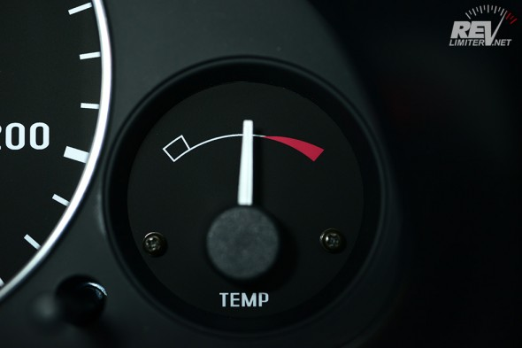 Temp gauge doodle.