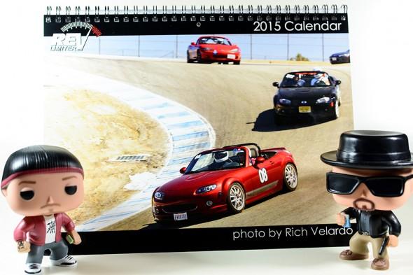 The 2015 revlimiter.net Calendar.