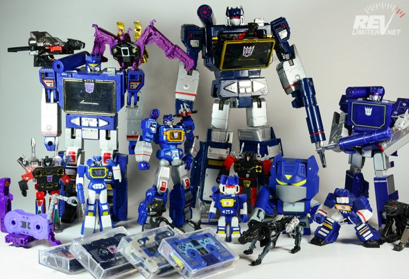 The Soundwave Collection