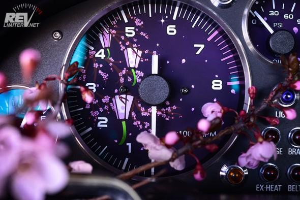 Sharka's latest gauges.