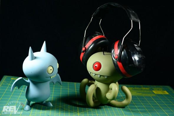 Gotta protect those ears.