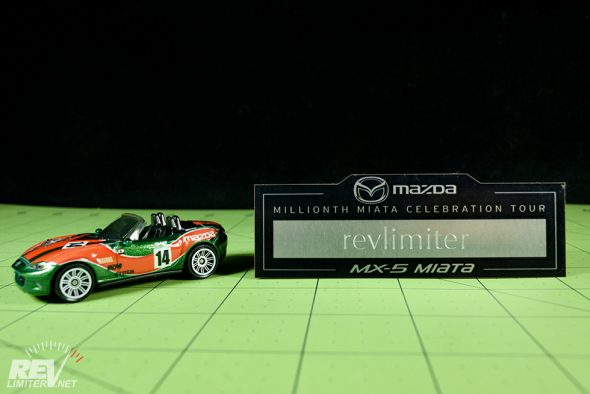 My revlimiter plaque...