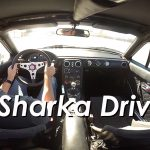 The first Sharka in-car video.
