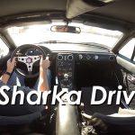 The first Sharka in-car video.