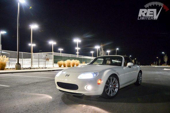 Night drive!