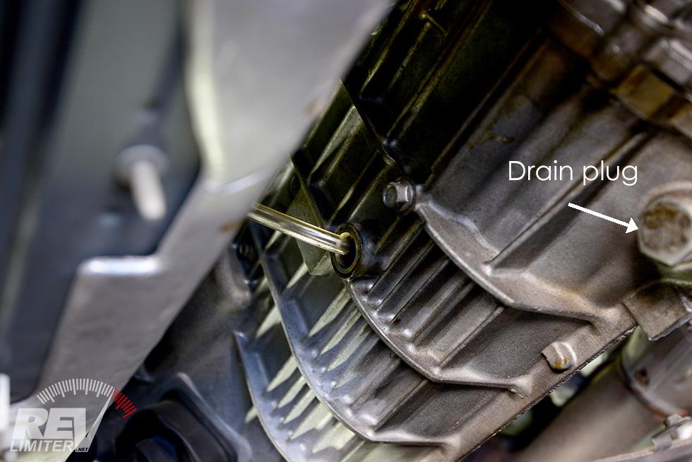 Nc Mx 5 Miata 2006 2015 Oil Trans Diff Fluid Change