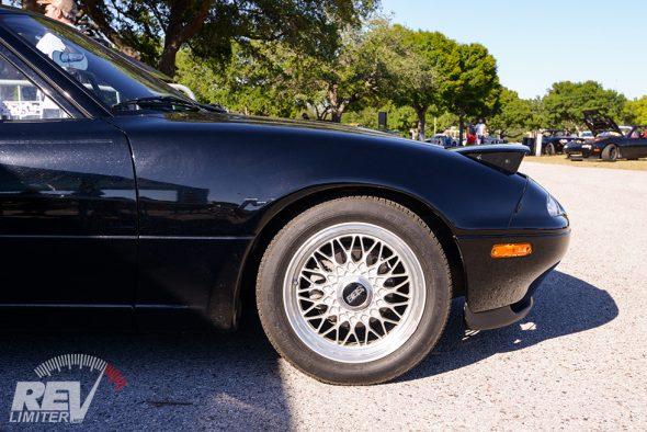 """95M 15"""" BBS wheels - very OEM+"""
