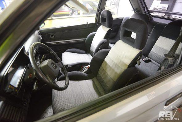 GTX Interior