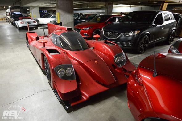Mazda USCC Racer
