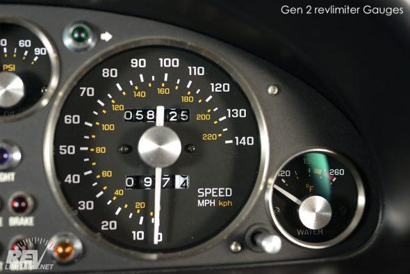 Gen 2 speedo
