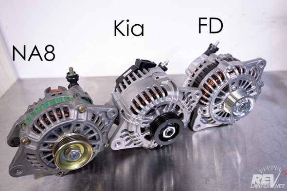 Stock vs Kia vs FD