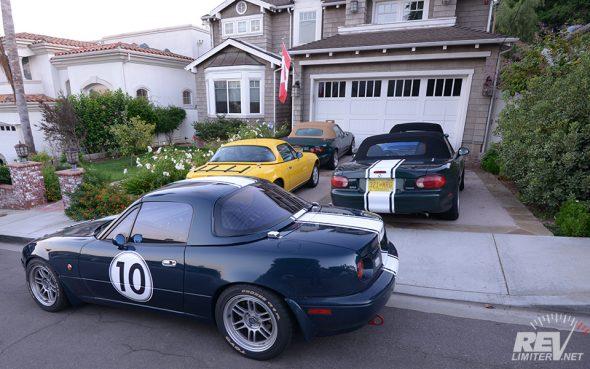 A small car problem.